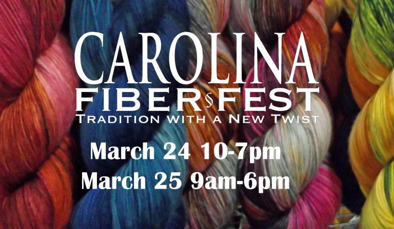 2017 Carolina FiberFest